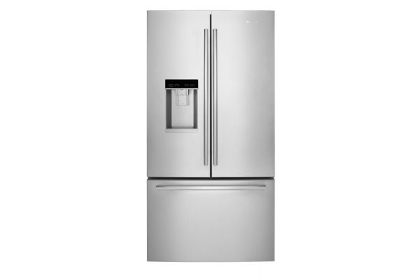 "JennAir 72"" Counter Depth Stainless Steel French Door Refrigerator - JFFCC72EFS"