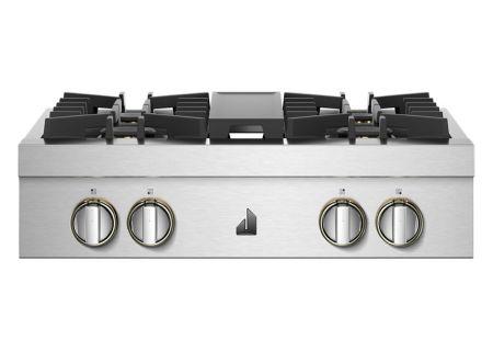 "JennAir RISE 30"" Stainless Steel Gas Rangetop - JGCP430HL"