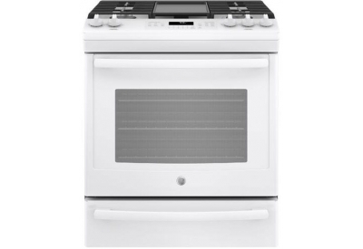 GE - JGS760DELWW - Slide-In Gas Ranges