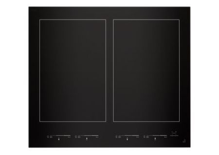 "Jenn-Air Oblivian Glass 24"" Black Induction Flex Cooktop - JIC4724HB"