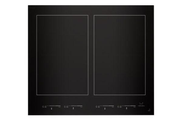 "Jenn-Air Oblivian Glass 24"" Black Induction Flex Cooktop - JIC4724HB"