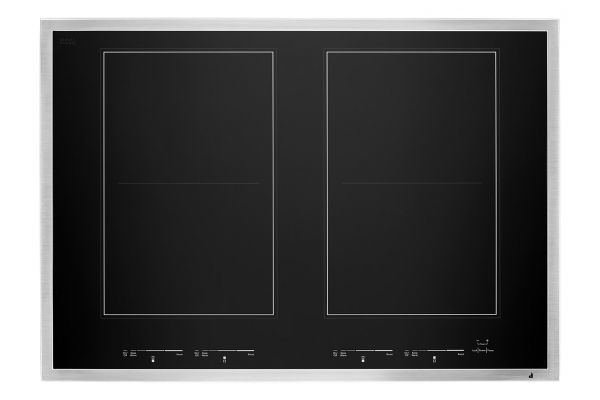 """Large image of JennAir Lustre 30"""" Stainless Steel Induction Flex Cooktop - JIC4730HS"""