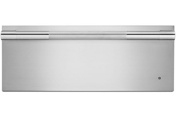 "Large image of JennAir RISE 27"" Stainless Steel Warming Drawer - JJD3027IL"
