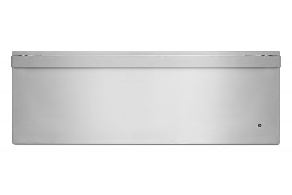 """Large image of JennAir NOIR 27"""" Stainless Steel Warming Drawer - JJD3027IM"""