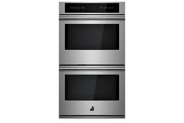 """JennAir RISE 30"""" Stainless Steel Double Wall Oven With MultiMode Convection System - JJW2830IL"""
