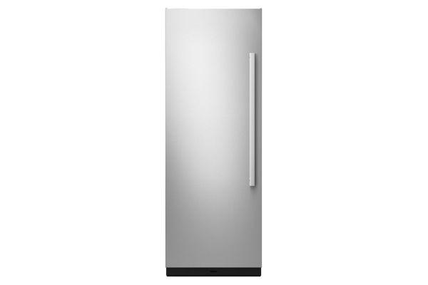 "JennAir NOIR 30"" Built-In Column Refrigerator Stainless Steel Panel Kit - JKCPL301GM"