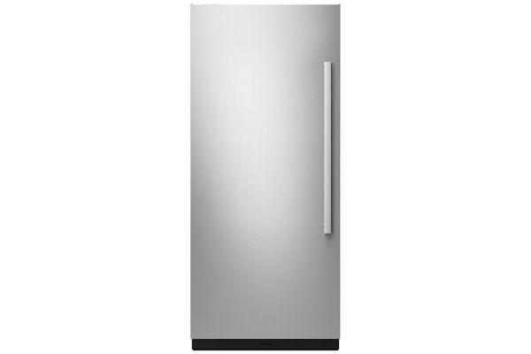 "JennAir NOIR 36"" Built-In Column Refrigerator Stainless Steel Panel Kit - JKCPL361GM"