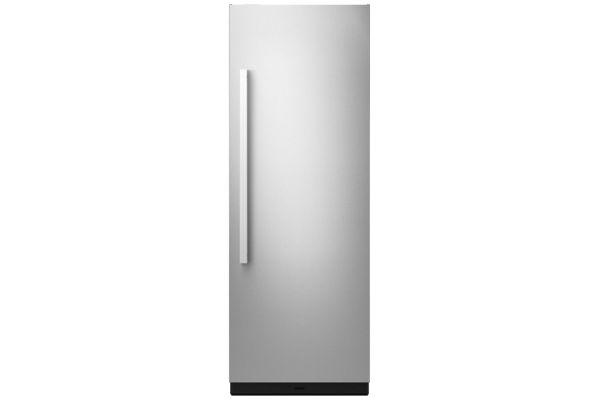 """JennAir NOIR 30"""" Built-In Column Refrigerator Stainless Steel Panel Kit - JKCPR301GM"""