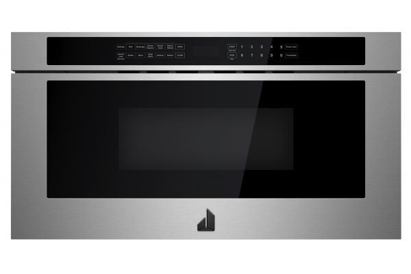 """Large image of JennAir RISE 30"""" Stainless Steel Under Counter Microwave Drawer - JMDFS30HL"""