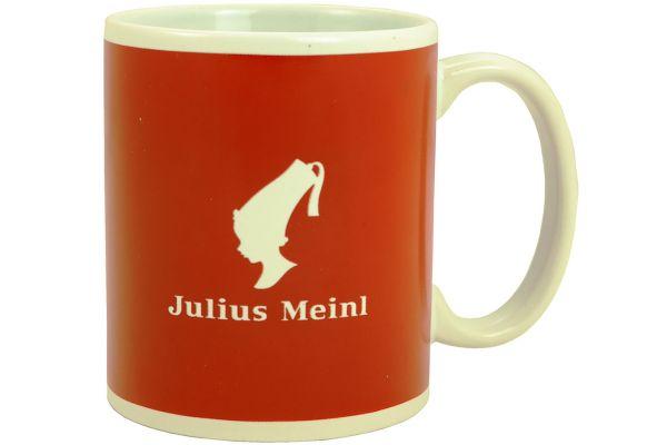 Julius Meinl Red & White Mug - JMESPRESSOMUG
