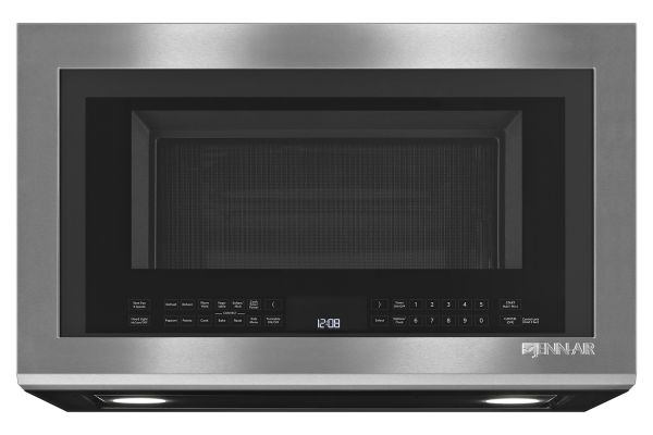 """Large image of JennAir 30"""" Stainless Steel Over-The-Range Convection Microwave Oven - JMV9196CS"""