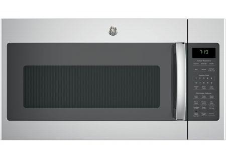 GE - JNM7196SKSS - Over The Range Microwaves