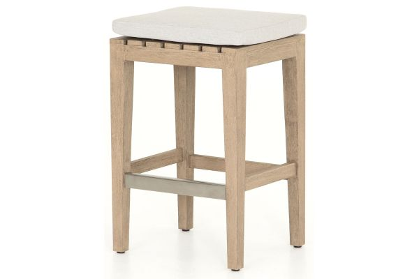 Four Hands Brown Dale Outdoor Counter Stool - JSOL-011