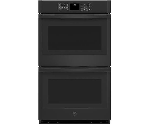 Ge 30 Black Built In Double Wall Oven