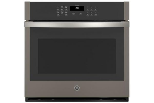 """Large image of GE 30"""" Slate Built-In Single Wall Oven - JTS3000ENES"""
