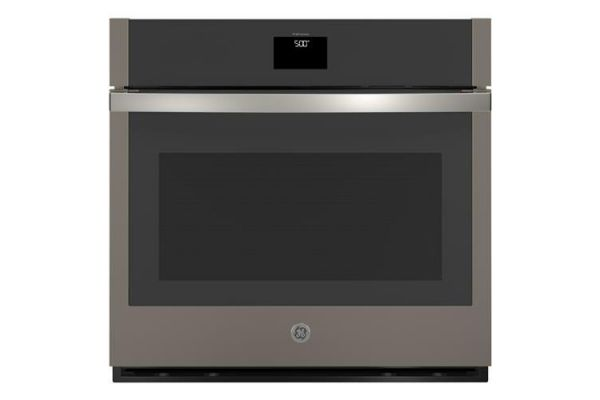 """Large image of GE 30"""" Slate Built-In Convection Single Wall Oven - JTS5000ENES"""