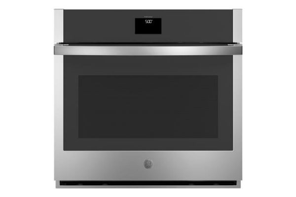 """Large image of GE 30"""" Stainless Steel Built-In Convection Single Wall Oven - JTS5000SNSS"""