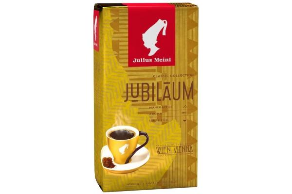 Large image of Julius Meinl 500G Jubilaum Coffee Blend Grounds - JUBILAUMG