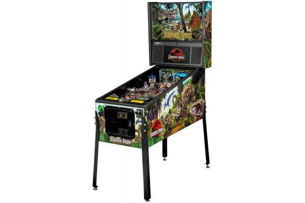 Large image of Stern Pinball Jurassic Park Pro Pinball Machine - JURASSICPARKPRO