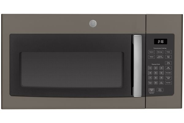 GE Slate Over-The-Range Microwave Oven - JVM3160EFES