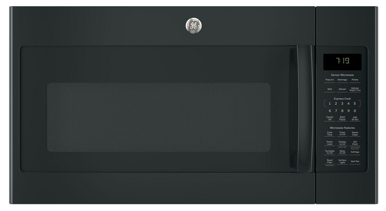 Ge Over The Range Microwave Oven Jvm7195dkbb