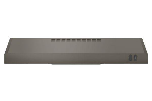 "GE 30"" Slate Convertible Under Cabinet Wall Hood - JVX3300EJES"