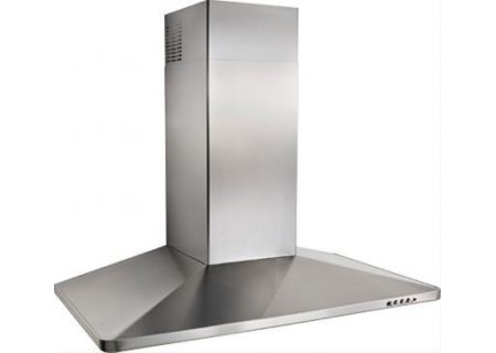 "Best Vista 36"" Stainless Steel Wall-Mounted Range Hood - K3490CMSS"