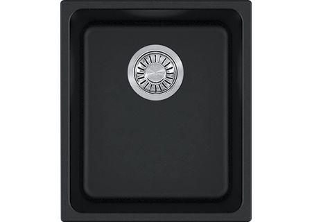 Franke Fragranite Onyx Kubus Undermount Kitchen Sink - KBG11013ONY