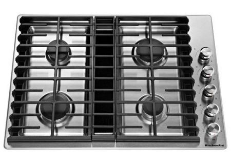 KitchenAid - KCGD500GSS - Gas Cooktops