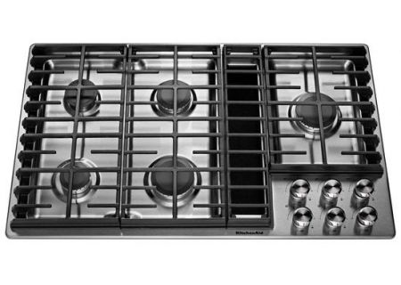 KitchenAid - KCGD506GSS - Gas Cooktops