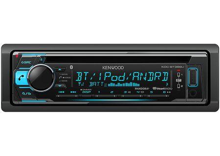 Kenwood - KDC-BT368U - Car Stereos - Single DIN