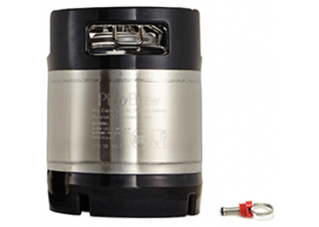 PicoBrew Pico Brew Keg With Fermenting Adapter - KEG1GFRM