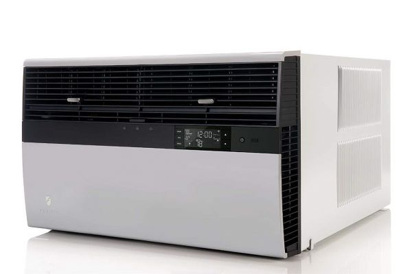 Friedrich Kuhl 35000 BTU 9.1 EER 230V Smart Room Air Conditioner With Electric Heat - KEL36A35A