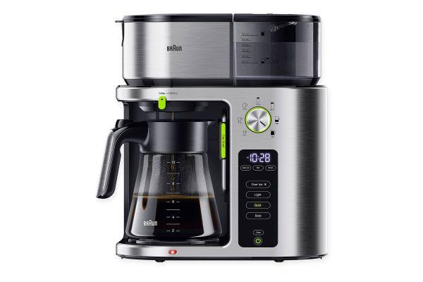 Braun MultiServe Stainless Steel Coffee Maker - KF9070SI