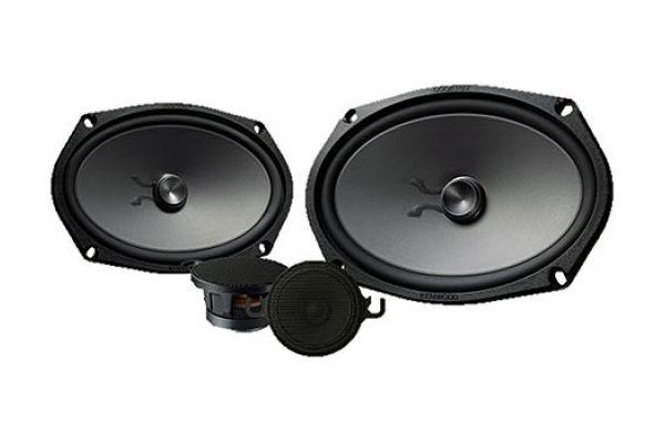 "Large image of Kenwood eXcelon 6"" x 9"" Component Speaker System (Pair) - KFC-XP6902C"