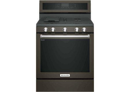 KitchenAid - KFGG500EBS - Gas Ranges