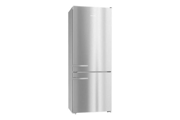 "Large image of Miele 30"" Stainless Steel Freestanding Fridge-Freezer - 10721530"