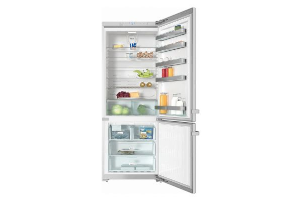 "Miele 30"" Counter Depth Bottom Freezer Refrigerator - KFN15943DE"