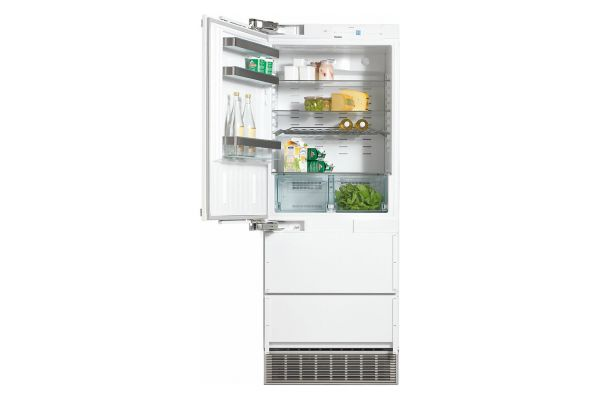 "Miele 30"" Left Hinge Built-In Panel-Ready Bottom Mount Refrigerator - 38985552CDN"