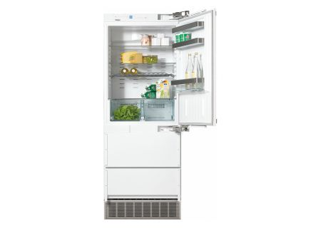 "Miele 30"" Right Hinge Built-In Panel-Ready Bottom Mount Refrigerator - 38985551CDN"
