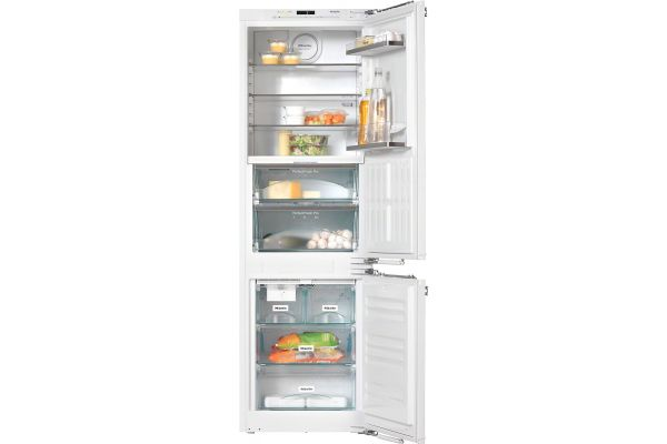 """Large image of Miele PerfectCool 22"""" Panel Ready Built-In Fridge-Freezer - 10595620"""