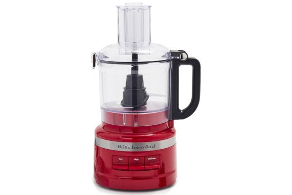 KitchenAid 7-Cup Empire Red Food Processor Plus - KFP0719ER