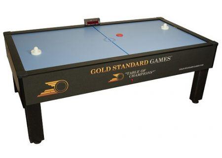 Gold Standard Games Home Pro Elite Air Hockey Table - KGS-LB-EW-1