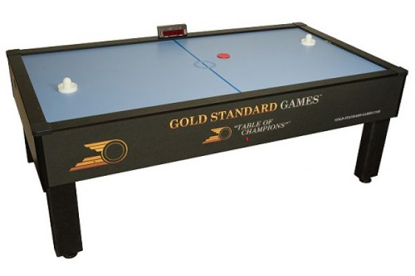 Large image of Gold Standard Games Home Pro Elite Air Hockey Table - KGS-LB-EW-1