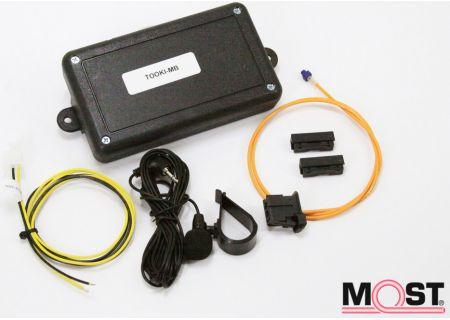 NAV-TV Tooki MB-E Bluetooth Phone Integration System For Mercedes - NTV-KIT112