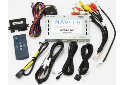 NAV-TV - NTV-KIT198 - Mobile Rear-View Cameras