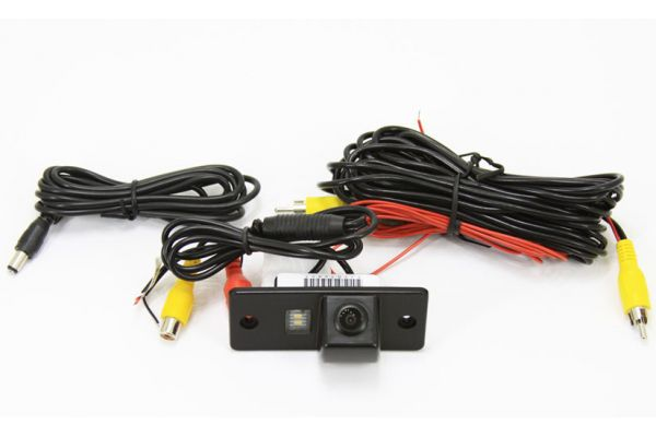 Large image of NAV-TV 955 L-CAM License Plate Light Replacement Camera - NTV-KIT208