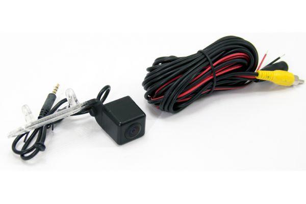 Large image of NAV-TV Mercedes-CAM Replacement License Camera - NTV-KIT236