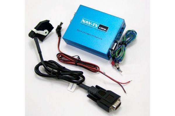 NAV-TV Back-Up Camera Interface - NTV-KIT389