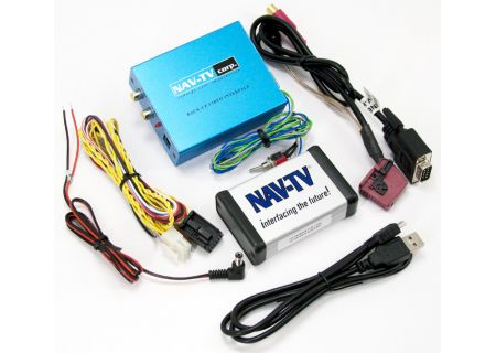 NAV-TV - NTV-KIT412 - Car Audio Cables & Connections